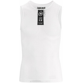 assos Skinfoil NS Summer Baselayer Unisex holy white